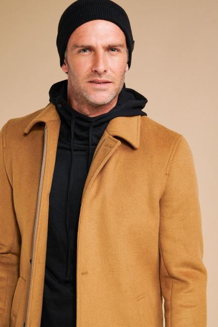 Manteau droit CAIRO