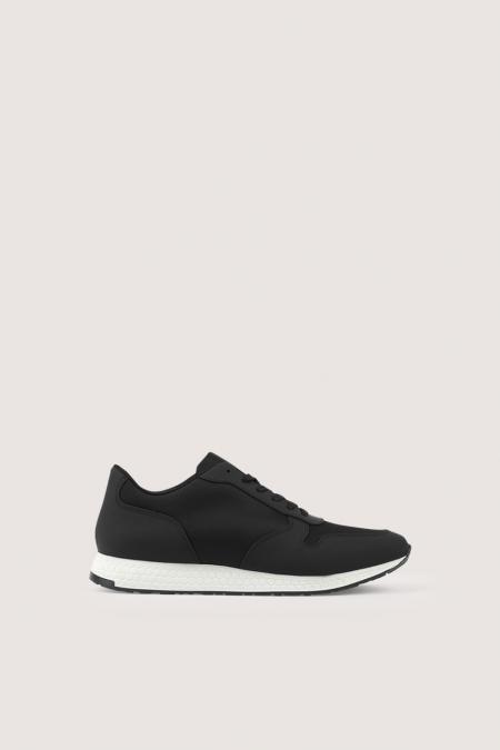 Sneakers bi-matière DANTAN