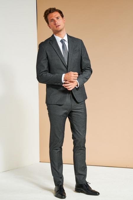 Veste de costume Chaick gris
