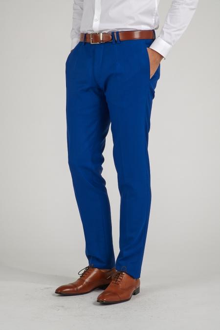 Pantalon bleu Jerry