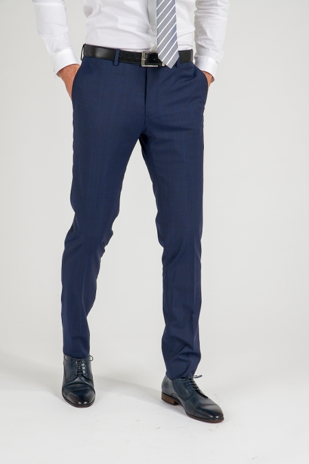 Pantalon marine Billy