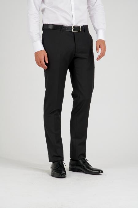 Pantalon noir Charlie