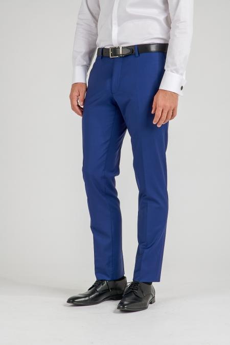 Pantalon bleu Bill