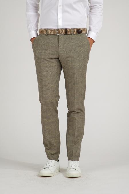 Pantalon taupe Tyron