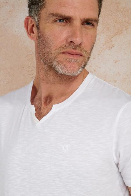 T-shirt blanc - Antone