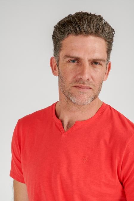 T-shirt corail - Antone