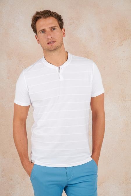 T-shirt blanc - Felice