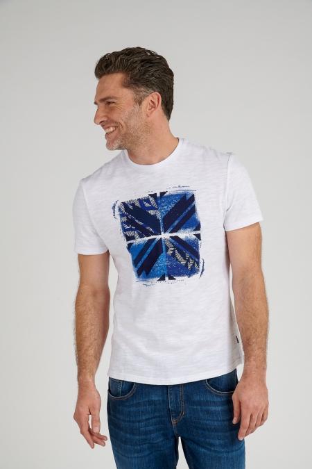 T-shirt blanc - Domi