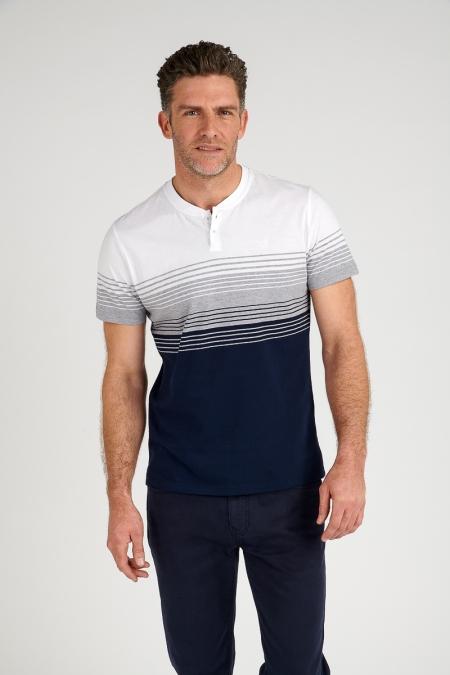 T-shirt gris clair - Lisandru