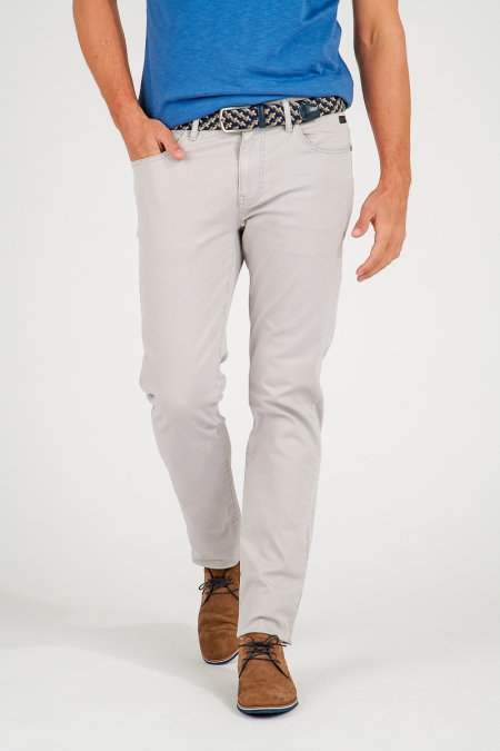 Pantalon gris Angel