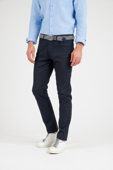 Pantalon marine Flex