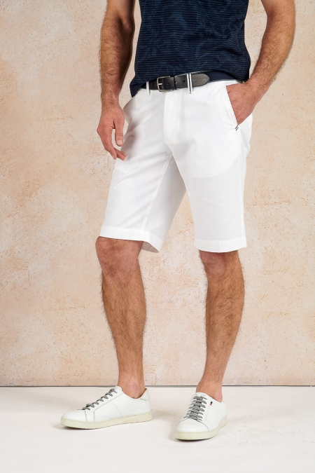 Short blanc Milo