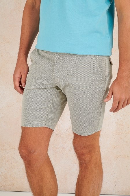 Short beige Decker