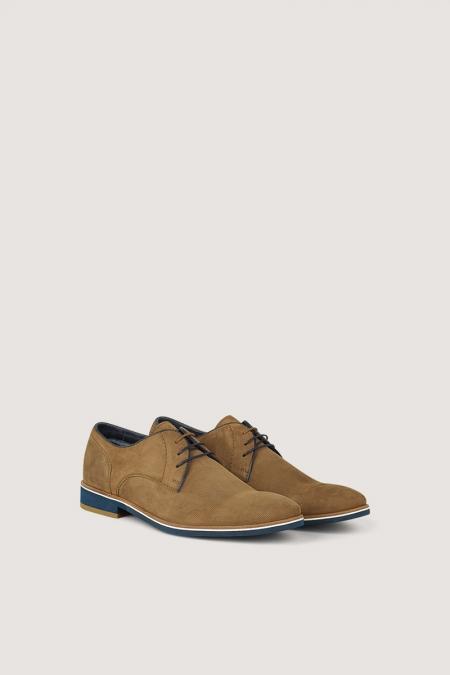 Chaussure camel Carter
