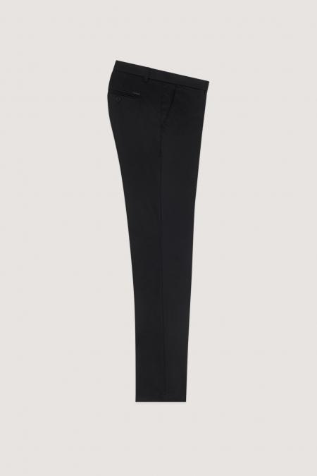 Pantalon slim coupe chino
