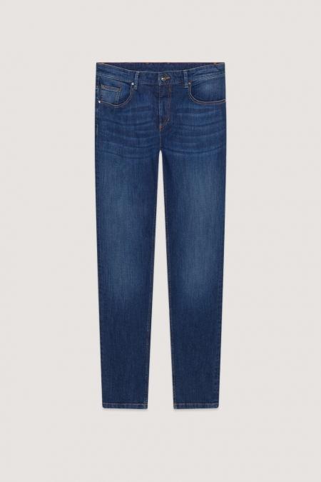 Jeans indigo Marlow