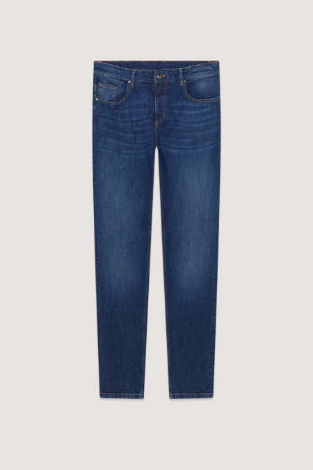 Jean regular indigo