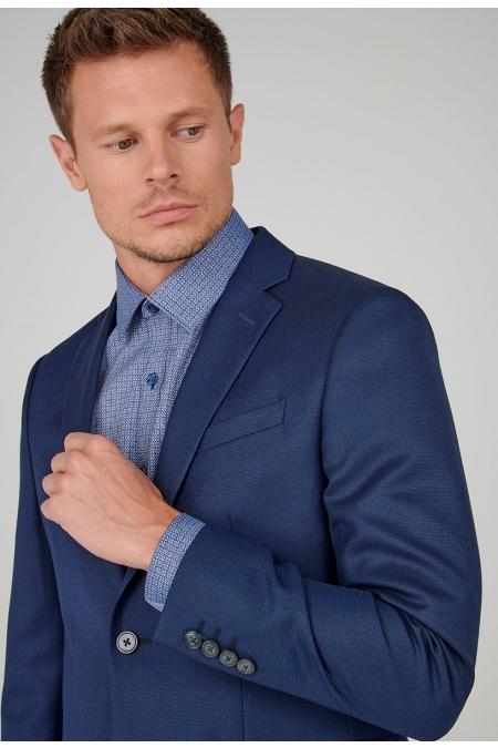 Veste de costume bleue RONI