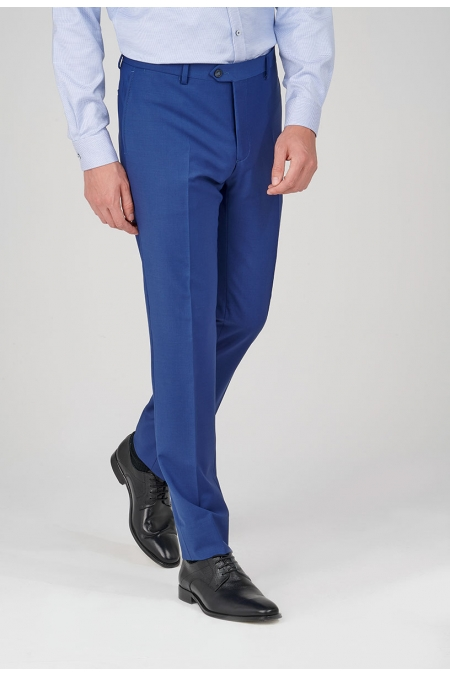 Pantalon de costume bleu Buddy
