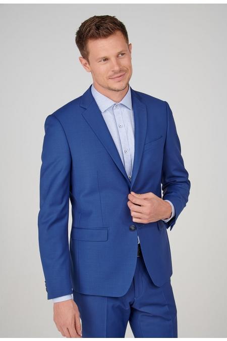Veste de costume bleue Buddy