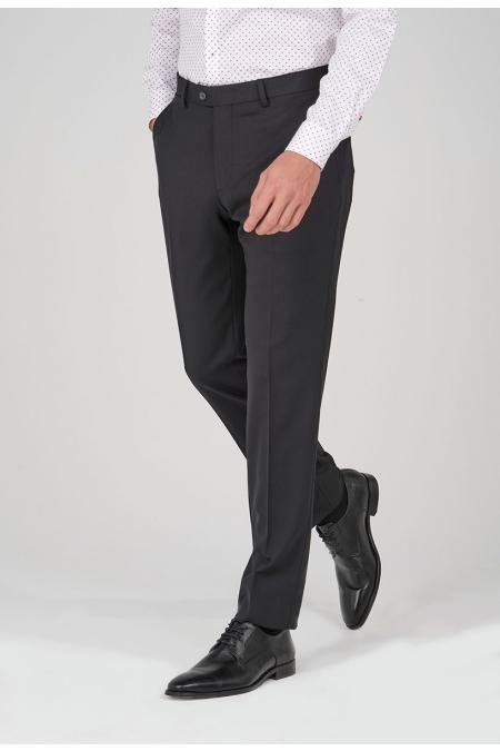 Pantalon de costume noir FLORIN