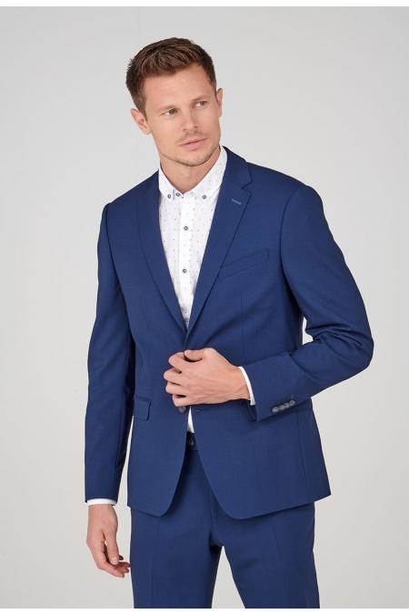 Veste de costume bleue BERTIL
