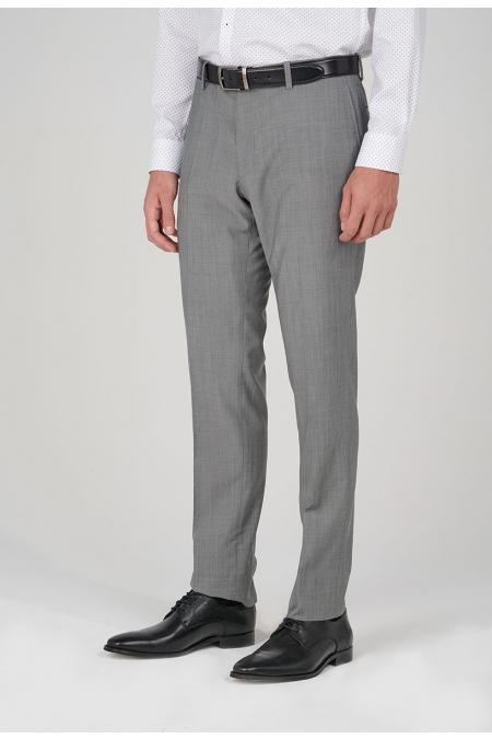 Pantalon de costume clair BASTIN