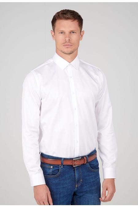 Chemise blanche regular Lucas