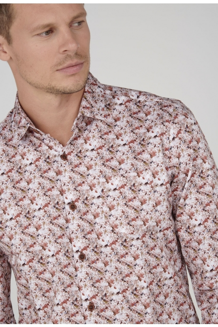Chemise florale VICTOR