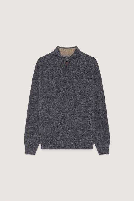 Pull col montant TOMMASO