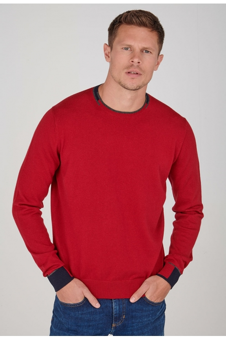 Pull col rond ANIL