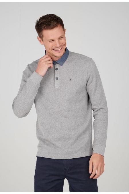 Polo col chemise RENAN