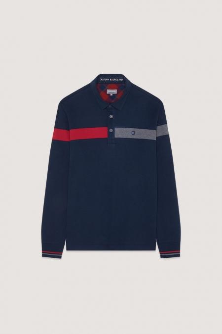 Polo col chemise RICO