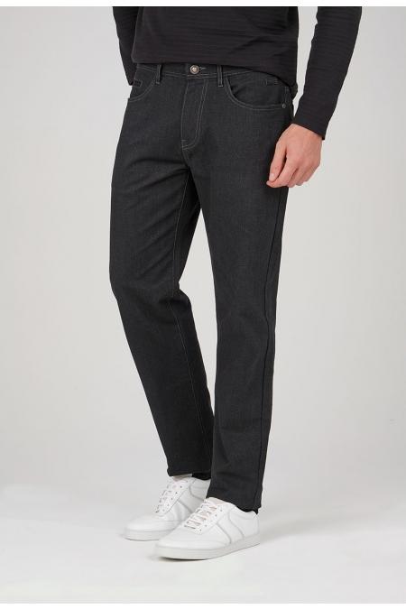 """Pantalon """"5 poches"""" en coton stretch ANGELO"""