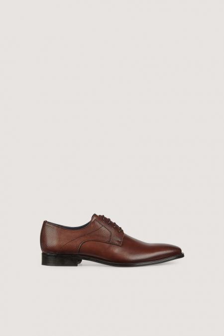 Chaussure cognac cory