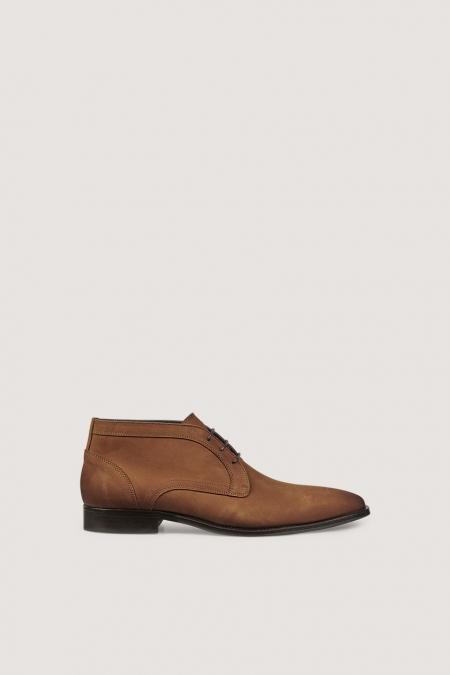 Chaussure camel corto