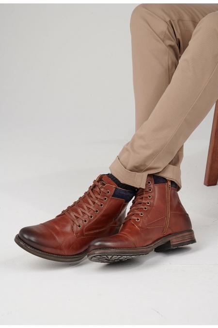 Chaussure chataigne retiss
