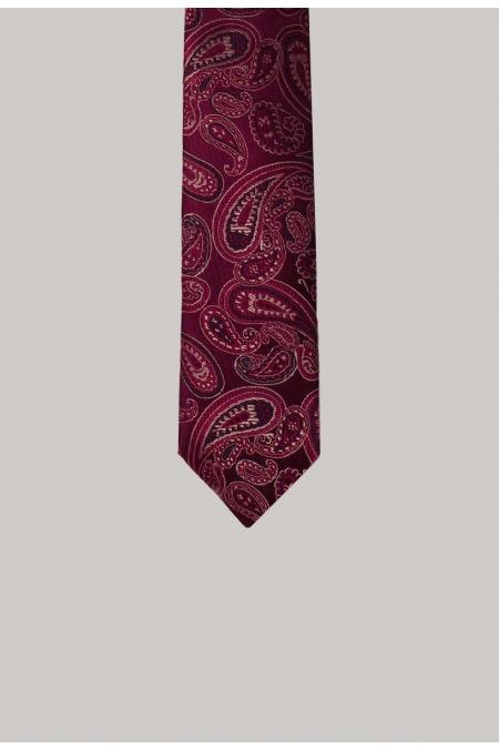 Cravate motifs paisley NOA