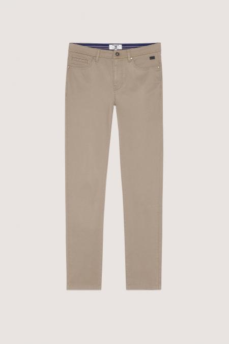 Pantalon coupe 5 poches regular