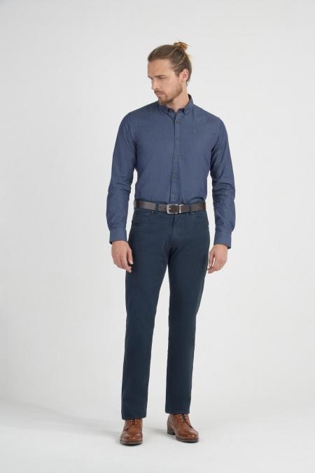 Pantalon 5 poches coupe slim